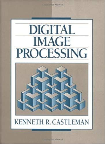 book on Digital Image Processing by kenneth r castleman