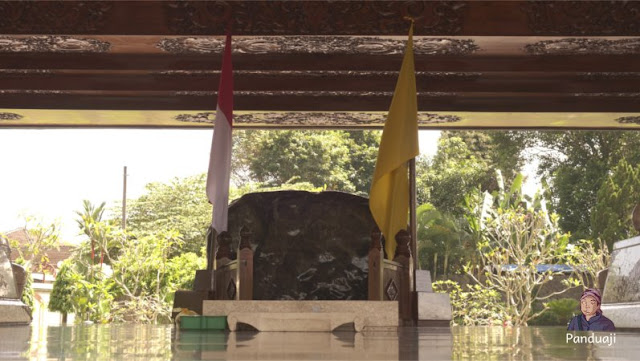 First Indonesia President Tombs