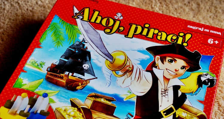 [GRA] Ahoj, piraci!