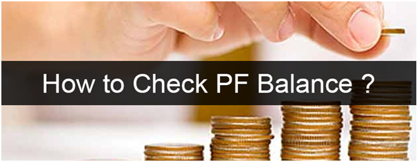 How to Check PF Balance