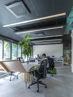 Siemens: το πρώτο κτήριο στον κόσμο που αλληλεπιδρά με ανθρώπους