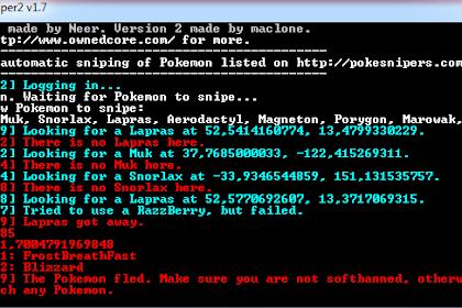 Cara Mendapatkan Pokemon Legendary Tanpa Harus Joki Ke Orang