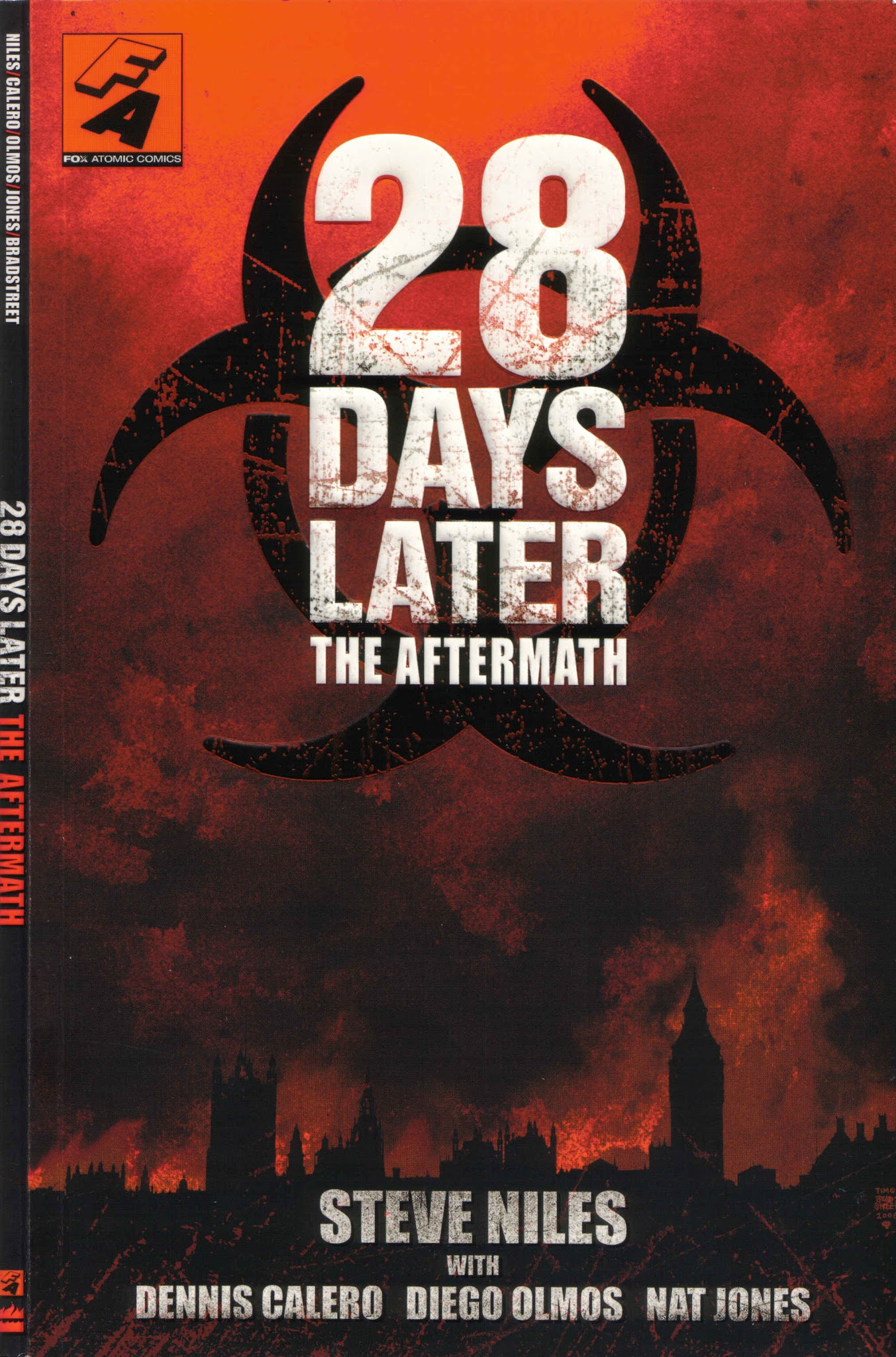 28 Days Later: The Aftermath TPB Page 1