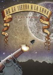 Libros gratis De la Tierra a la Luna para descargar en pdf completo