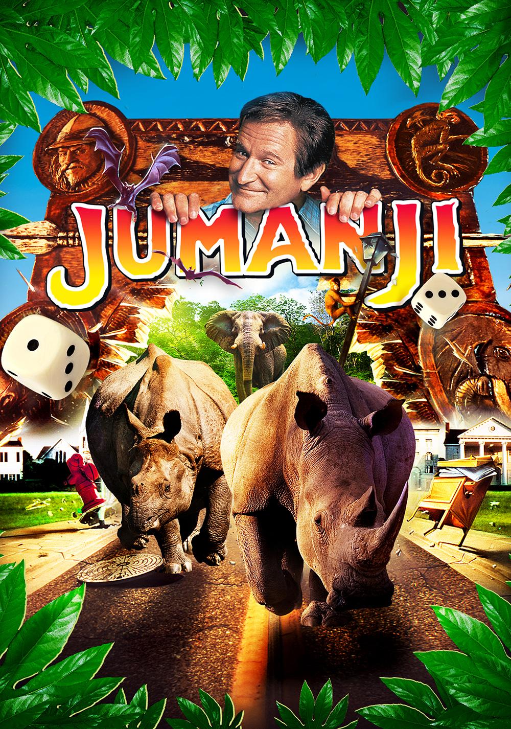 Jumanji [1995] [DVD9] [NTSC] [Latino]