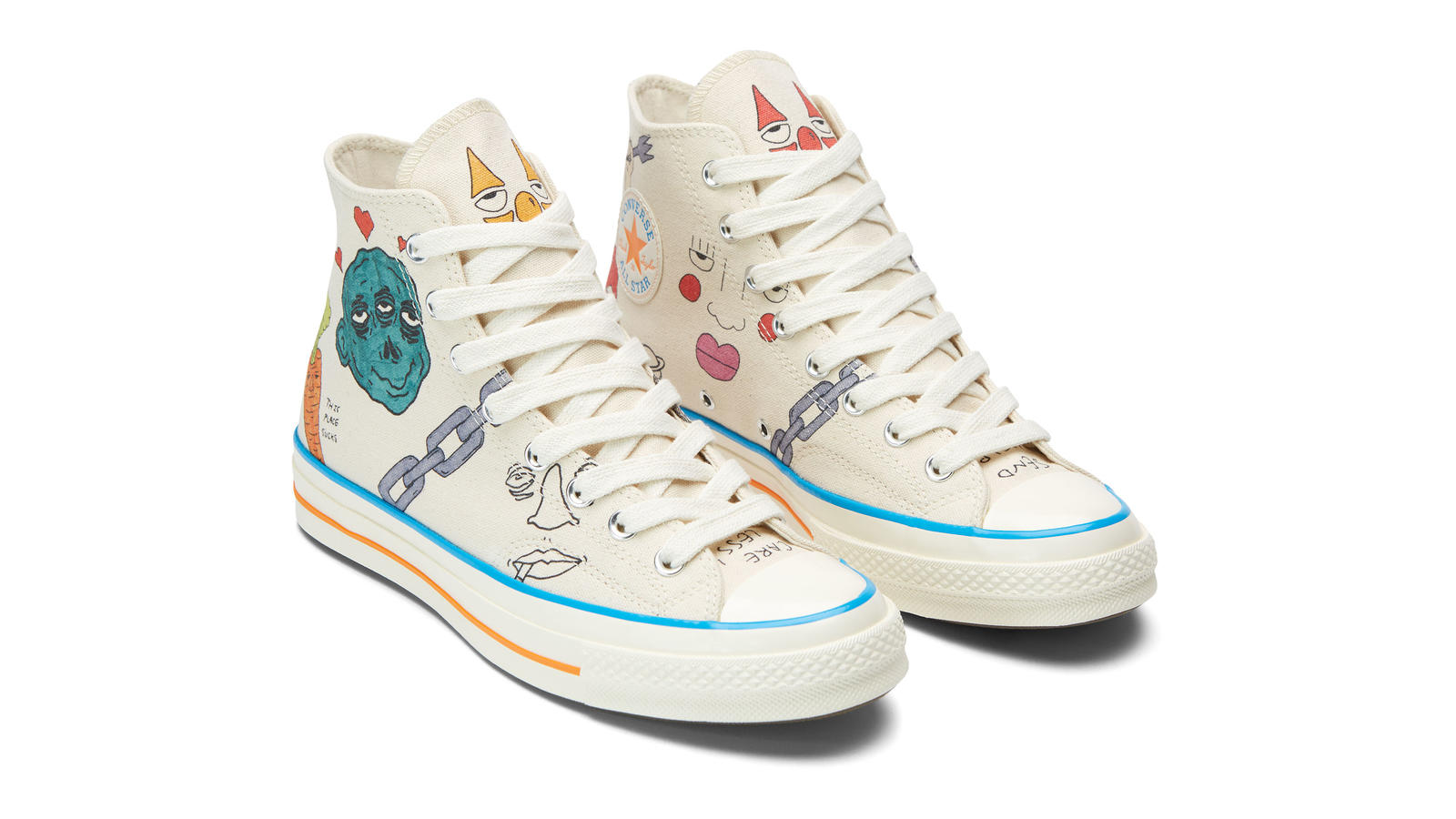 bc253a42ca3 Converse Artist Series Curated by Tyler