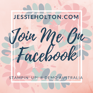 Jessie Holton - Stampin Up Demo Facebook