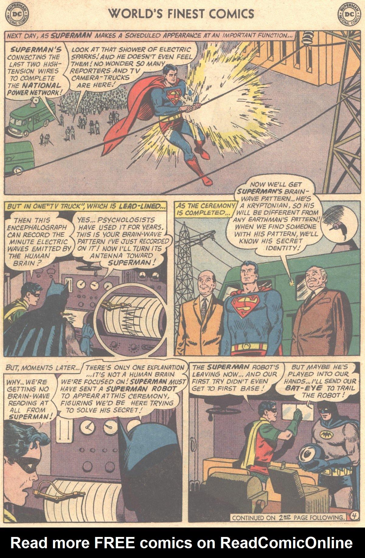 Read online World's Finest Comics comic -  Issue #149 - 6
