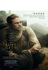 The Lost City of Z (2016) BRRip 1080p Latino AC3 5.1 / ingles AC3 5.1