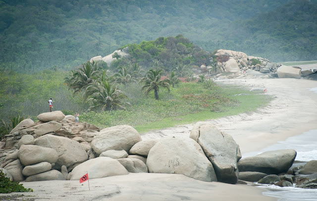 Playa Arrecifes; Tayrona National Natural Park, Colombia