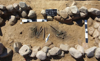 3,600-year-old cemetery investigated in Poland
