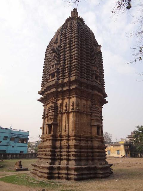 Barakar Temple, India, dedicated to Lord Shiva, 13th century AD