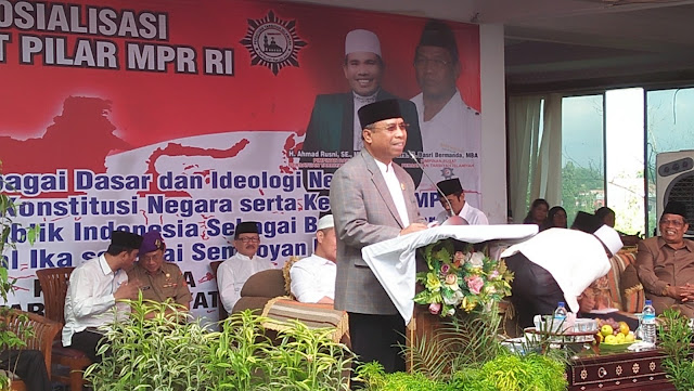 Wagub Amin: NTB Daerah Paling Toleran