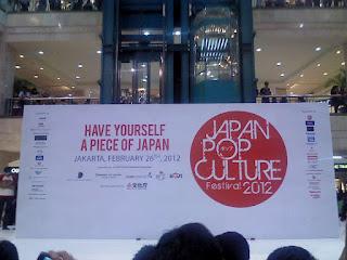 Japan Pop Culture Festival 2012