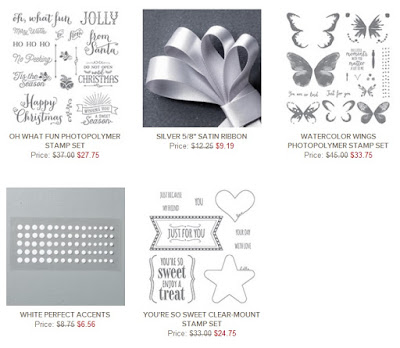 zena kennedy independent stampin up demonstrator star punch, watercolor wings, silver ribbon,