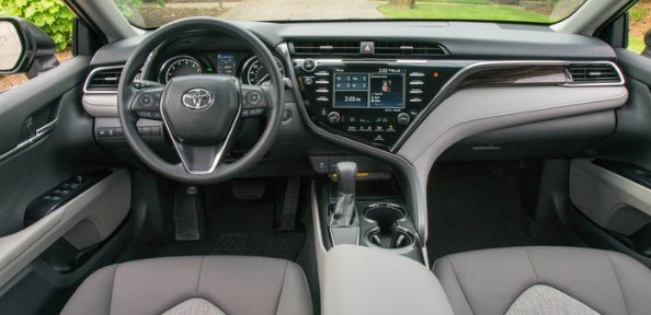 2019 Toyota Camry Hybrid XLE Sedan Review & Ratings
