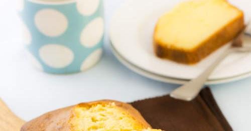 牛油磅蛋糕【香濃好味茶點】 Butter Pound Cake