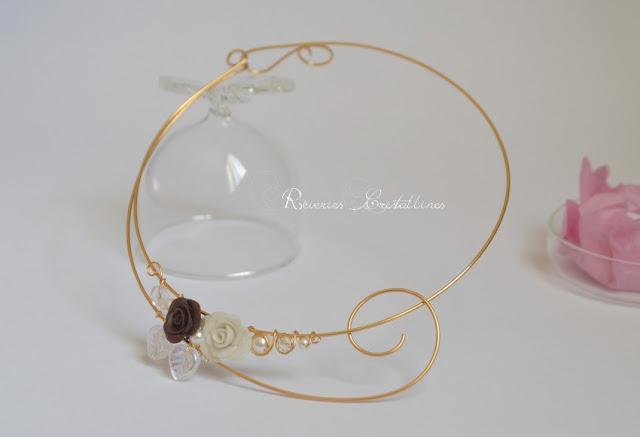 bijou precieux romantique