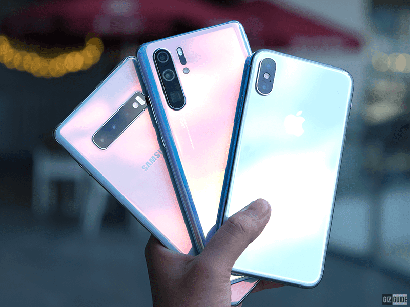 Counterpoint: Huawei beats Apple's market share anew, catching up with Samsung in Q1