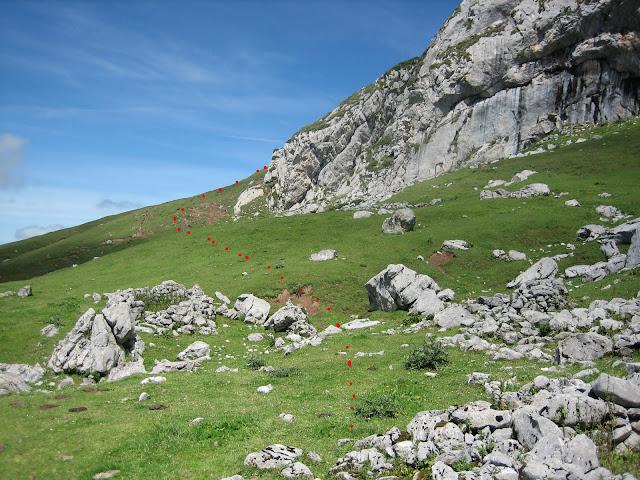 Rutas Montaña Asturias: Camino final al Canto Cabronero