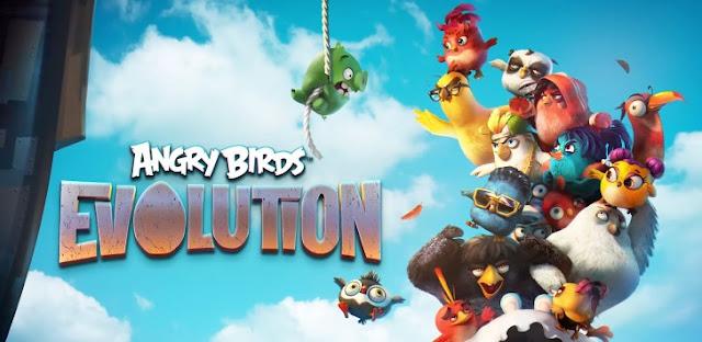 Game da Semana   Angry Birds Evolution