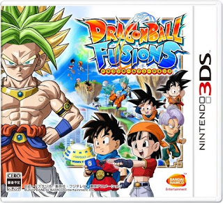 Dragon Ball Fusions 3DS ROM Cia - isoroms com