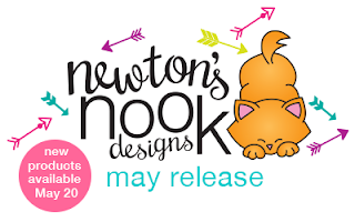 Newton's Nook Designs | May 2016 Release