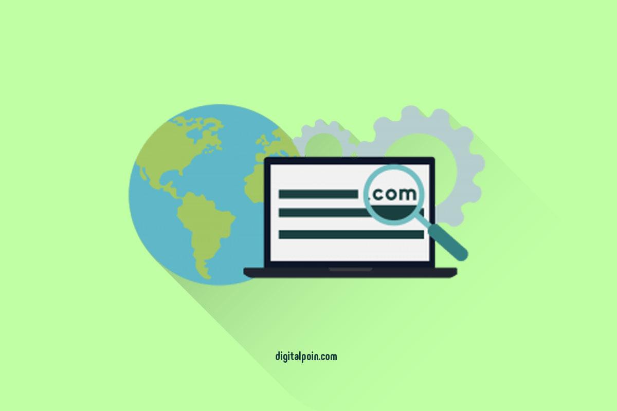 Cara Melakukan & Membuat Custom Domain Blogspot