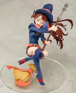 """Atsuko Kagari 1/7 de """"Little Witch Academia"""" - Chara-Ani"""