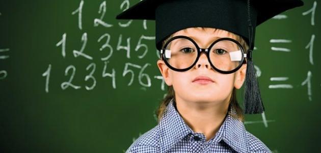 موضوع حول تدريس الرياضيات للتلاميذ الموهوبين