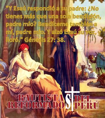 Advertencia y estímulo (Génesis 27:38) – Charles Spurgeon