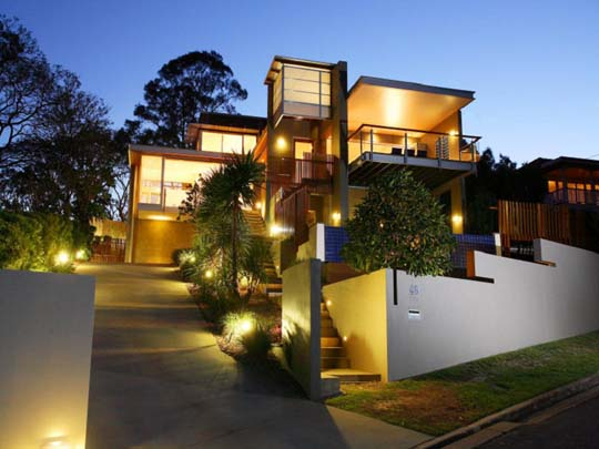 This Article Minimalist Exterior House Design Ideas Read Here - Exterior house design ideas pictures