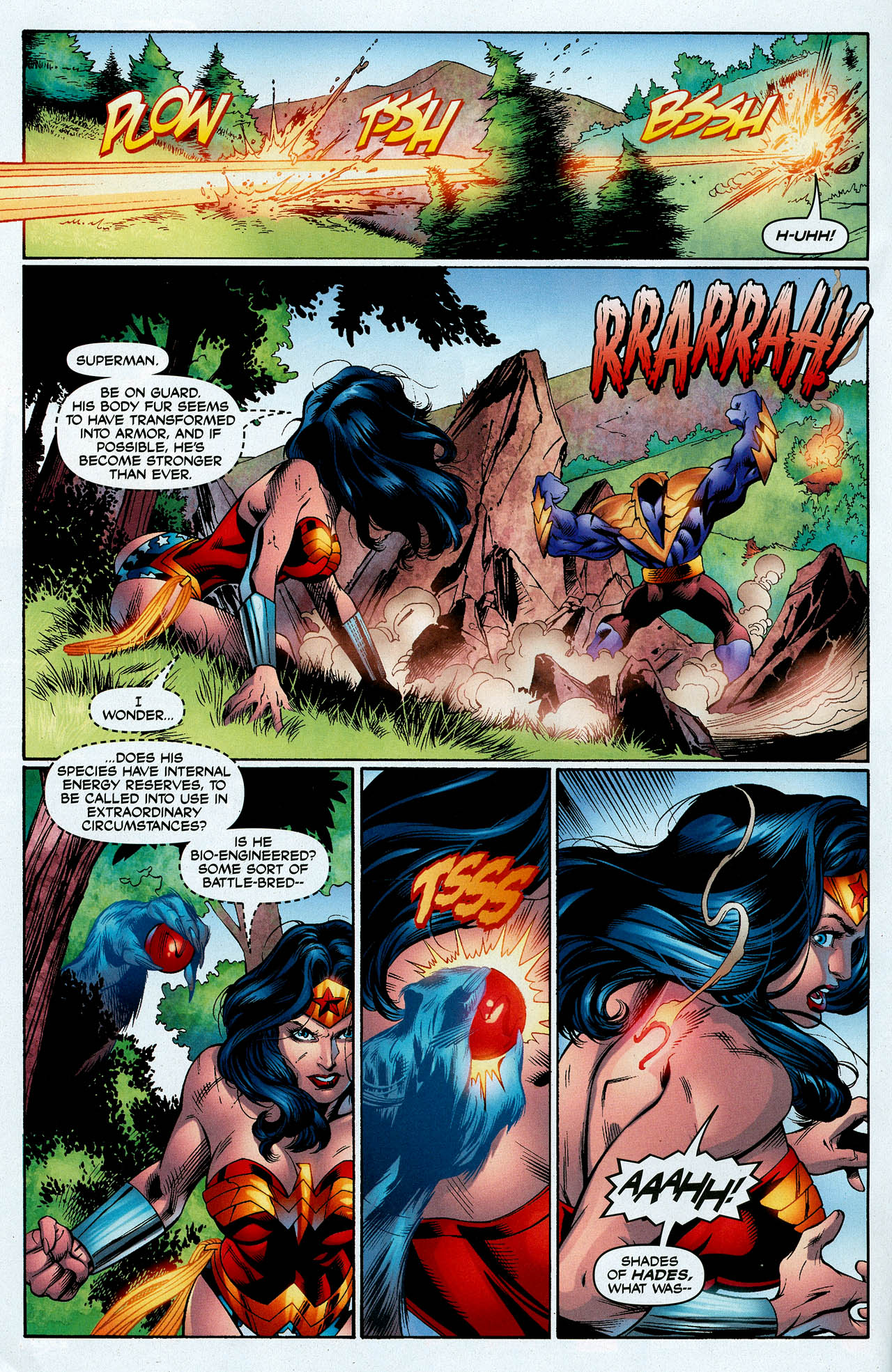 Read online Trinity (2008) comic -  Issue #4 - 14