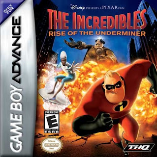 The Incredibles: Rise of the Underminer ( BR ) [ GBA ]