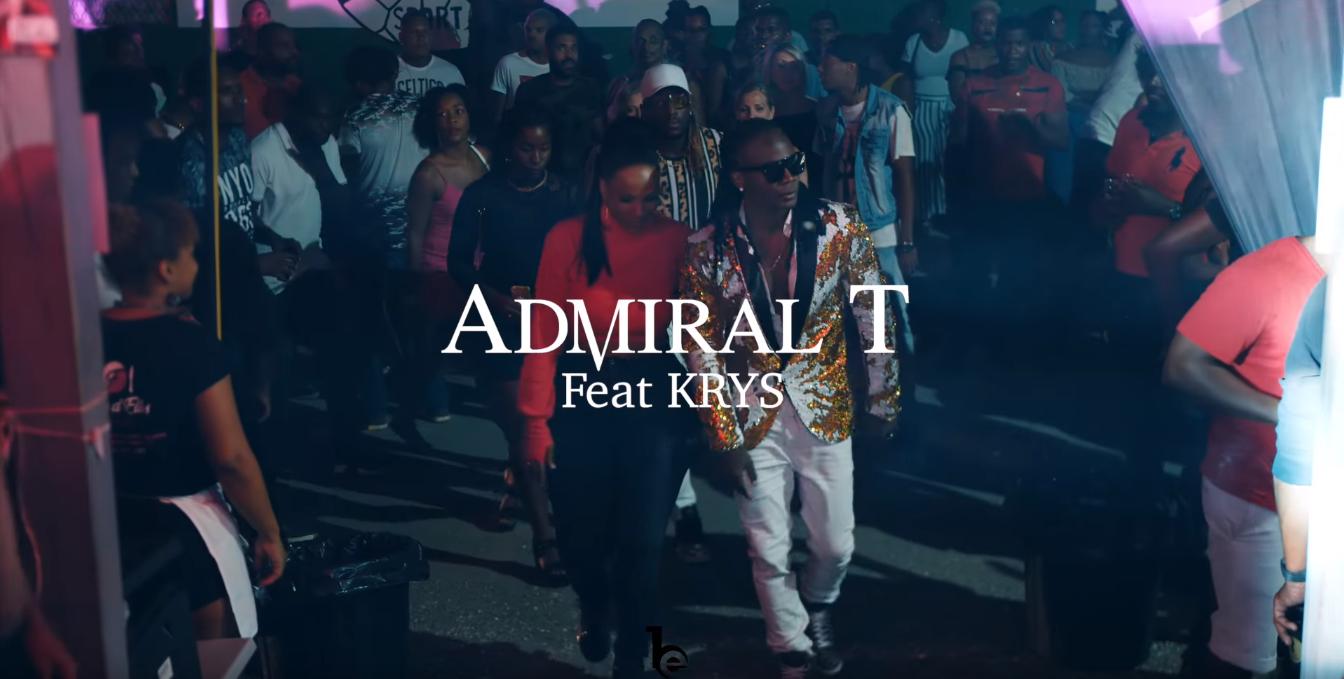 les Paroles de Admiral T Feat. Krys - Boss Lady (2019)