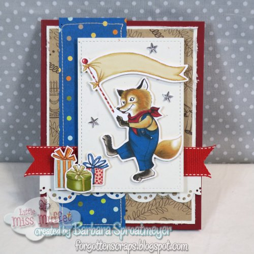 Birthday Memories - Fox