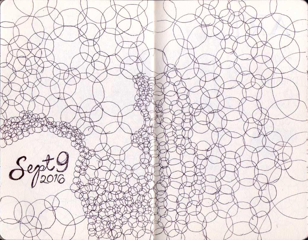 Geometric Drawing Three