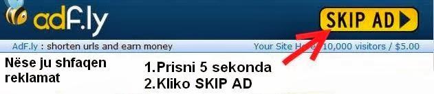 SKIP-AD Komentimi i enderrave