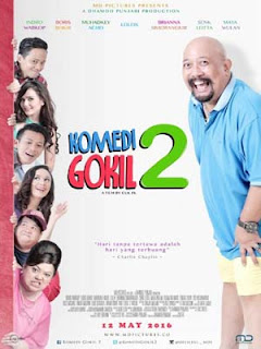 Download Film Komedi Gokil 2 (2016) Bluray mp4 mkv 360 480