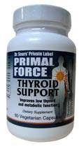 thyroid support for sluggish thyroid treatment