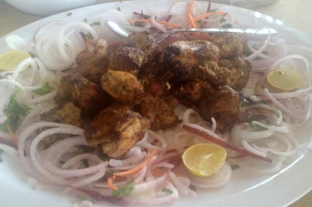 Reshmi Kabab Hyderabadi