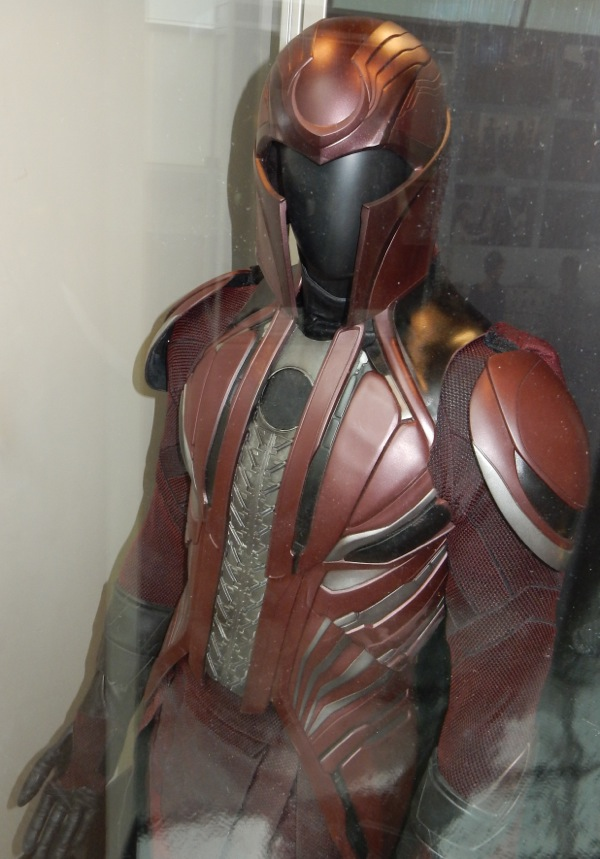 Hollywood Movie Costumes And Props Michael Fassbenders Magneto Costume From X Men Apocalypse