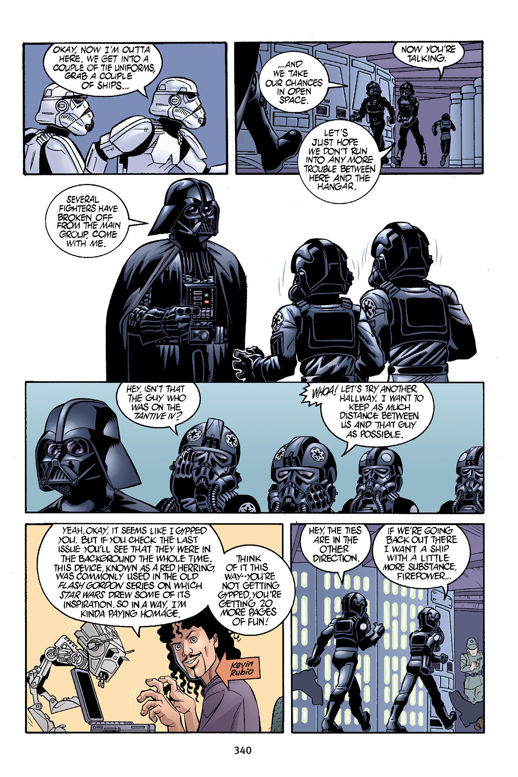 Read online Star Wars Omnibus comic -  Issue # Vol. 30 - 334