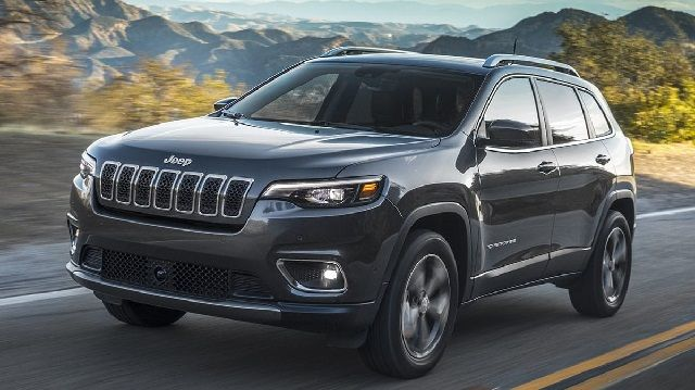 2018 Jeep Cherokee Facelift Redesign