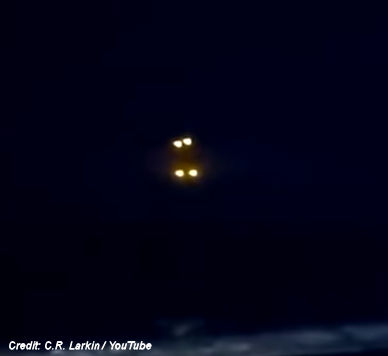 Fisherman Captures Video of UFO Off the North Carolina Coast 11-13-18