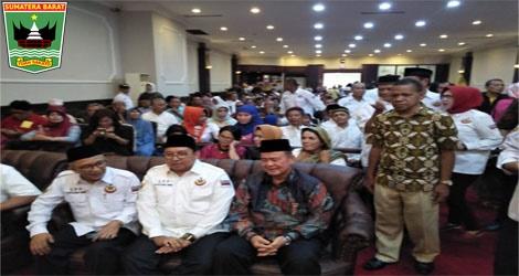 Wagub Nasrul Abit: Pemerintah Provinsi Sumbar Tengah Berupaya Melepaskan 3 Daerah Tertinggal Keluar Dari Kategori Daerah Tertinggal