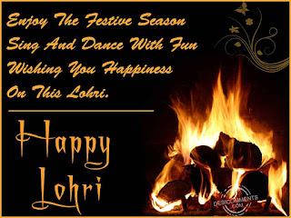 Lohri Festival Images Online Download