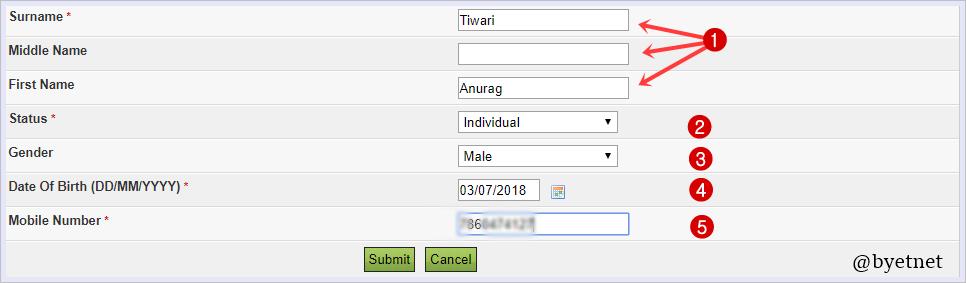 Pan card status / Pan Number पता करने का तरीका