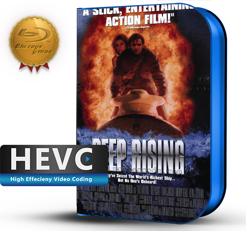 Deep Rising (1998) 1080P HEVC-8Bits BDRip Ingles (Subt.Esp)(Acción)