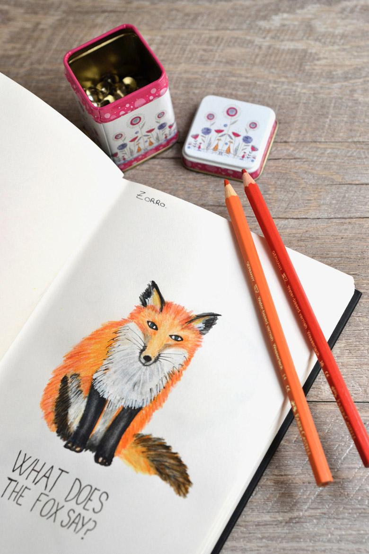 Hoy viene de visita Gemma crafter minimalista, enamorada del papel y lo analógico, y creadora de Wasel, Wasel, disfrutaremos de su amor por dibujar y mucho más